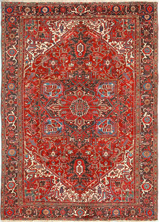 ковер фото персидский